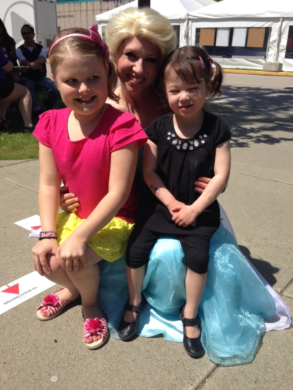 The Princesses!