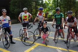Golden Sombrero Ride for Research