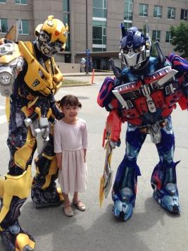 Transformers?