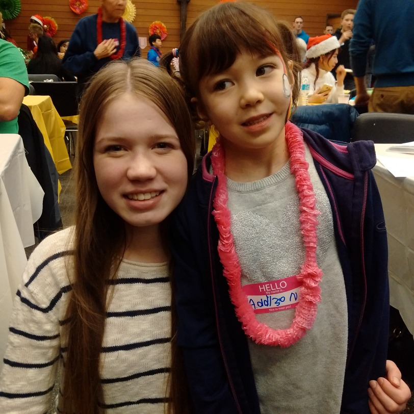 Brynn and Addison - heart transplant buddies. Bryan is celebrating 15 years post-transplant!