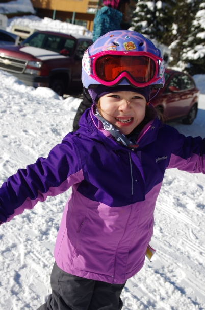 Ski adventures in Manning Park