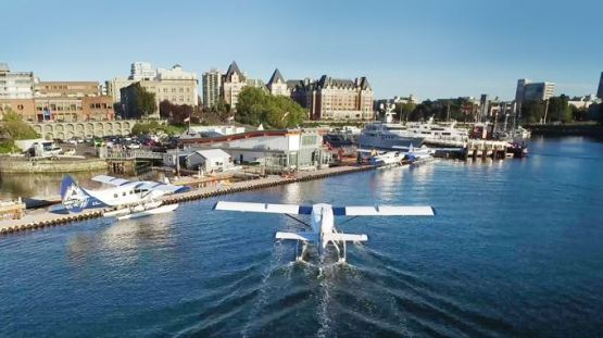 victoria harbour air